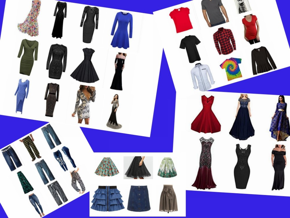 Factories Custom Ladies Garments Dress For Adults