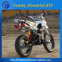 Technic hybrid dirt bike motorcycles