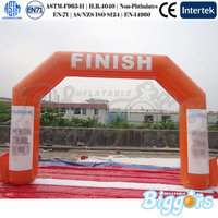 Fashion Advertising Show Inflatable Arch Door For Show