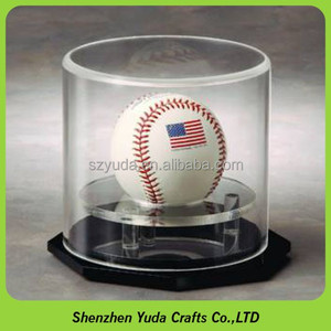 Acrylic stylish tube container, different sizes of clear round tube holder