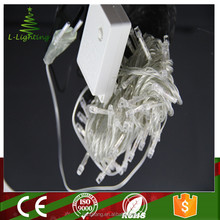 8 function decoration controlled color changing led christmas lights