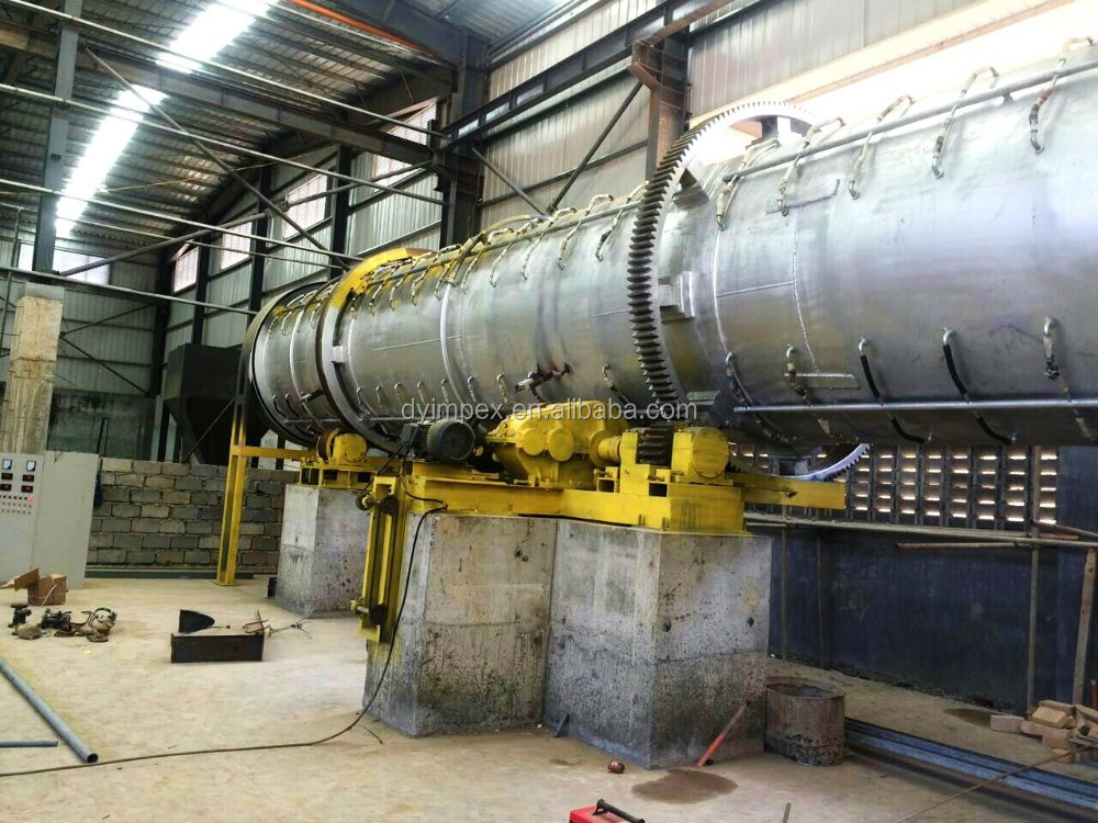 XINGYUAN GROUP 2017 NEW fifth generation coconut shell Activated carbon rotary kiln machine