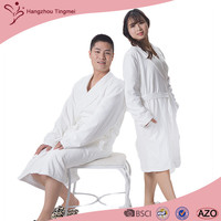 100% Cotton Terry Bathrobe Hotel Cotton Robe