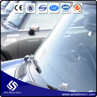 High quality tempered safety automotive windshield Glass auto glass for car