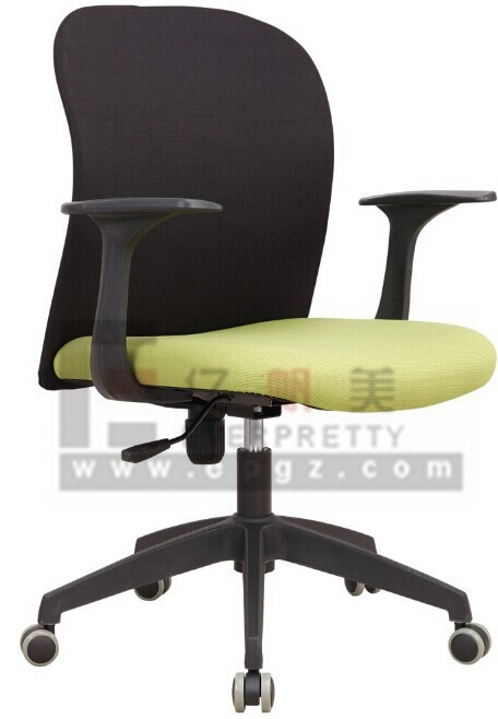 Luxury office furniture armrest chair with locking