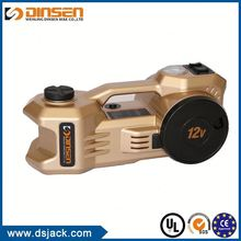 Professional Portable air compressor with jack hammer