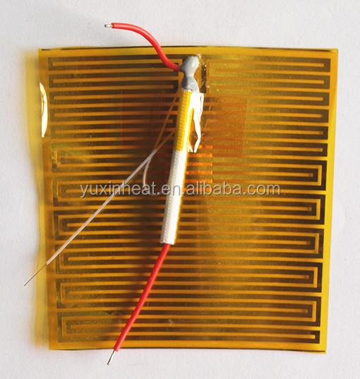 PI film heater,PI hair dryer electric heating element