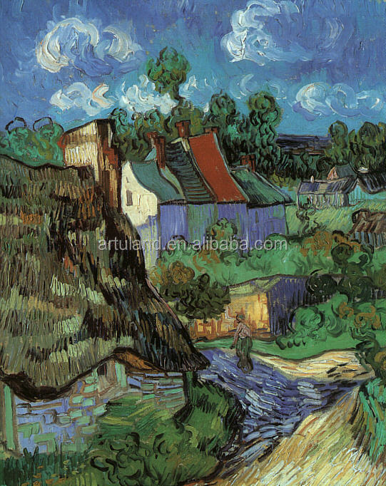 High quality old master oil painting- Vangogh