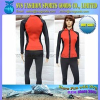 Women's Custom printed MMA rash guard