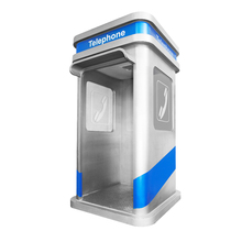 weatherproof phone booth, outdoor used telephone booth,Dustproof Phone Booth JR-TH-03