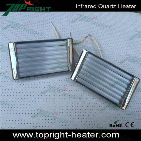 infared quartz heater for suana room