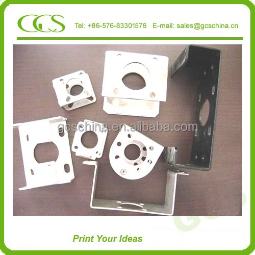 metal connection plate of plug socket wrought iron art stamping parts