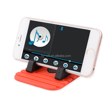2017 hot new products tablet stand red phone shoulder holder supplier