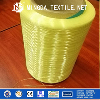 high strength kevlar fiber yarn bulletproof filament yarn for optical cable