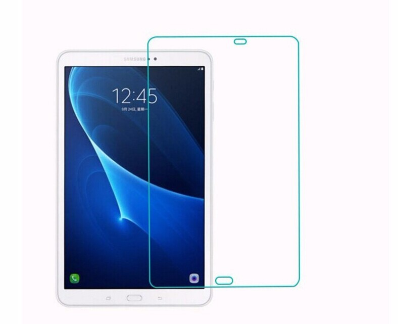 9H Tempered Glass Screen Protector For Samsung Tablet Tab A T580 10.1