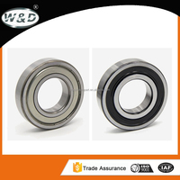 Chian high precision stainless deep groove ball bearing and roller bearing price list