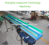 food packaging conveyor line small flat belt conveyor