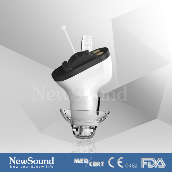 Standard & Invisible Cheap Hearing Aids CIC for Better Hearing