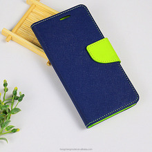 Hot Sale Factory Price Mobile Phone Case PU Leather Flip Cover For One Plus Three