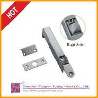 High quality with best price zinc alloy door flush bolt