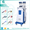 Newest 6 in1 large roller vacuum lipo laser beauty machine with CE