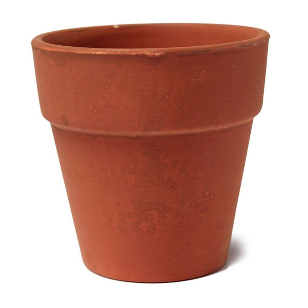 Mini terracotta pot clay ceramic pottery planter flower for Small clay pots