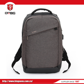 Factory direct China nylon business backpack