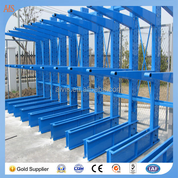 Racking system/heavy duty Cantilever racking/plastic pallet store racking