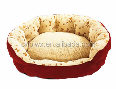Eco-Friendly Multicolor circular doghouse for cute dog and cat pet bed