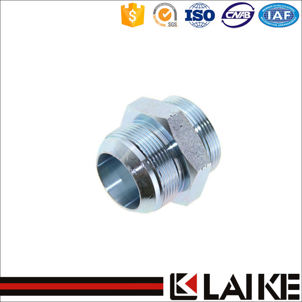 Factory direct supply hydraulic pipe fitting names and parts