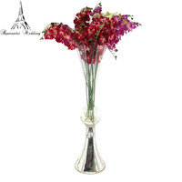 Tal clear vase wedding centerpiece wholesale