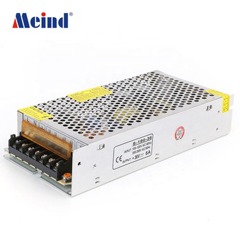 AC DC Singal Output 5v 12v 24v 36v 1a 2a 3a 4a 5a 8a 10a Switching Power Supply