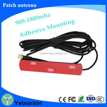 Top selling GSM antenna 900 1800 2100 MHz 3M sticker pcb board antenna for GSM GPRS