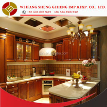 China Whole Kitchen Cabinet Set Color Combinations
