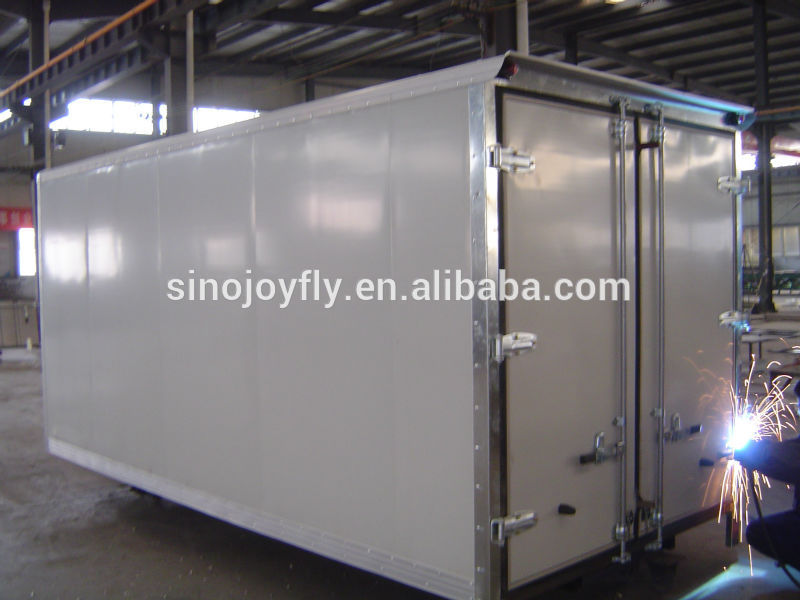 used low bed trailer fiberglass honeycomb sandwich panel