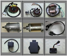 Motorcycle electric parts,for 50cc,100cc,125cc,150cc scooter,Gy6 scooter,Kymco Scooter