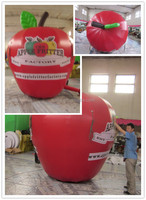 2014 giant inflatable advertising product inflatable Replicas apple
