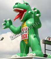 gaint inflatable dragon; inflatable animal for outdoor advertising