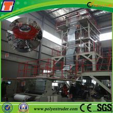 Widely Used Durable High Technology Pe Film Blowing Printing Machine
