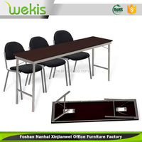 Office Modular folding meeting table design for wholesale