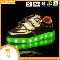 footwear Spanish shoes LED shoes new men shoes