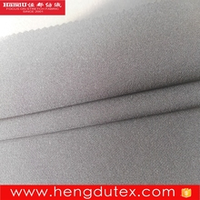 100D woven polyester textured stretch outdoor fabric