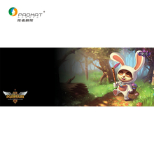 custom extra size league of legends mouse pad