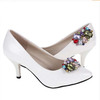 Hw5605 Shoes Accessories Rhinestone Shoe Ornaments