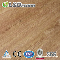 waterproof smooth oak engineered wood floor