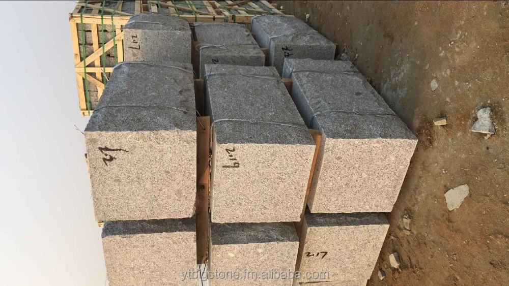 G341 granite wall block