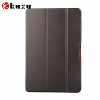 PC leather material tablet pc bag for Asus cover case with nice package
