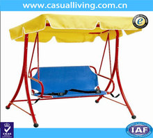 Hot Selling Colorful Child Swing Chair For Garden