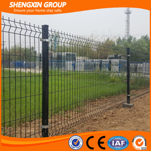 High quality Nylofor 3D Wire Mesh Fence (professional manufacture)