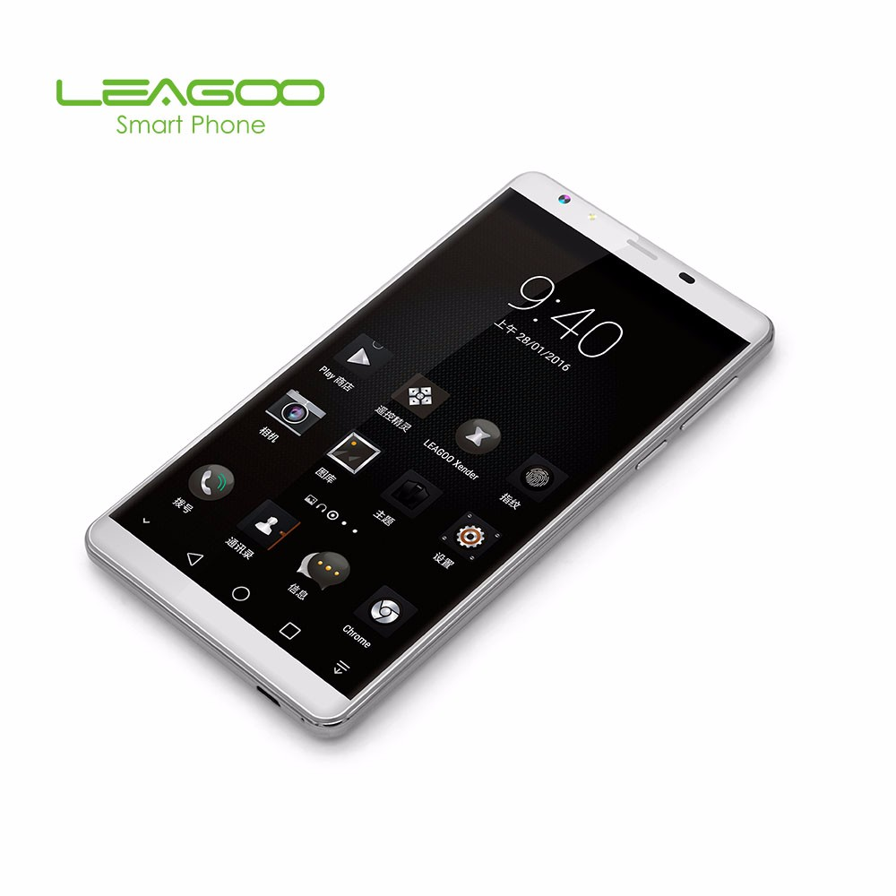 China Original Leagoo Shark 1 Phone 6 inch Screen Unlocked Android 4g lte octa-core Smartphone
